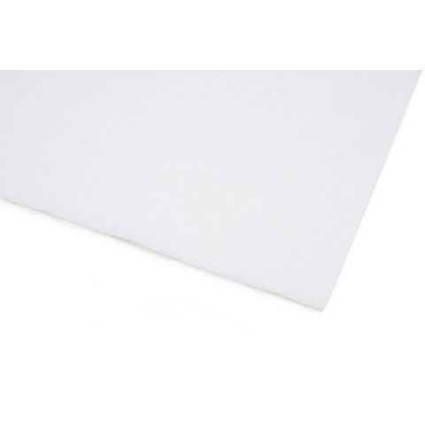10087-10E Kunin™ Eco-Fi® Classicfelt™ - White - 9 x 12 inches - Made in USA