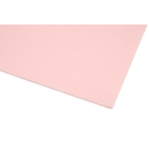 10087-24E Kunin™ Eco-Fi® Classicfelt™ - Pink - 9 x 12 inches - Made in USA