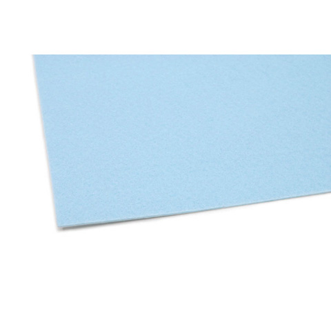 02439 Felt Sheet - Light Blue - 9 x 12 inches