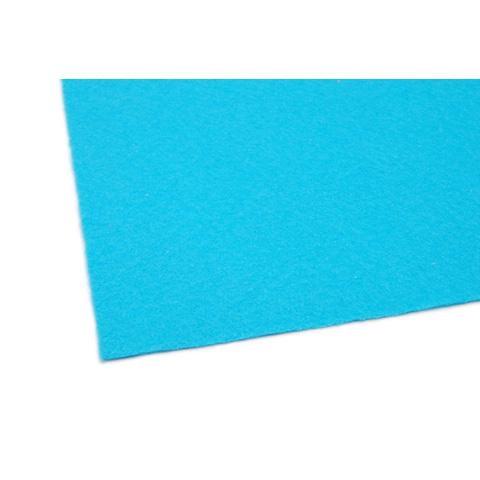 02441 Felt Sheet - Turquoise - 9 x 12 inches