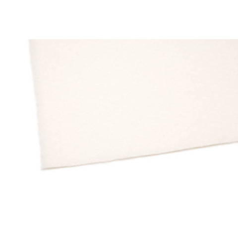 02438 Felt Sheet - Ivory - 9 x 12