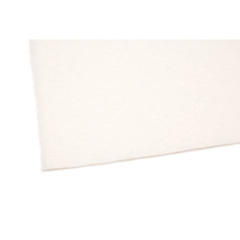 02438 Felt Sheet - Ivory - 9 x 12
