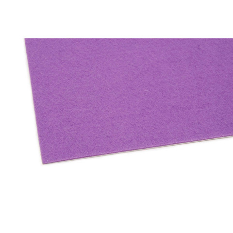 02416 Felt Sheet - Lavender - 9 x 12 inches