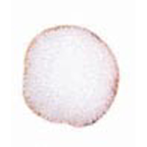Acrylic Pom Poms - White - 3 inches - 4 pieces