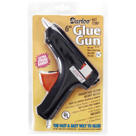 Glue Gun - Hot Temp - Full Size