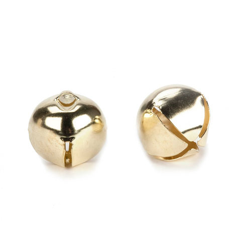 1-1/2 inch Gold Jingle Bells