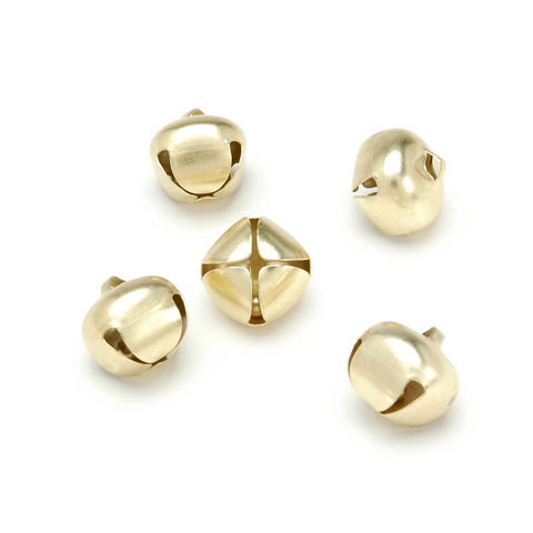 3/4 inch Gold Jingle Bells