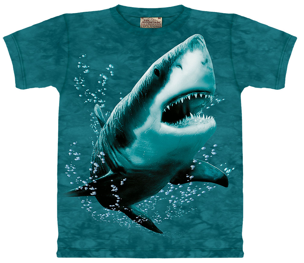 Great White T-Shirt