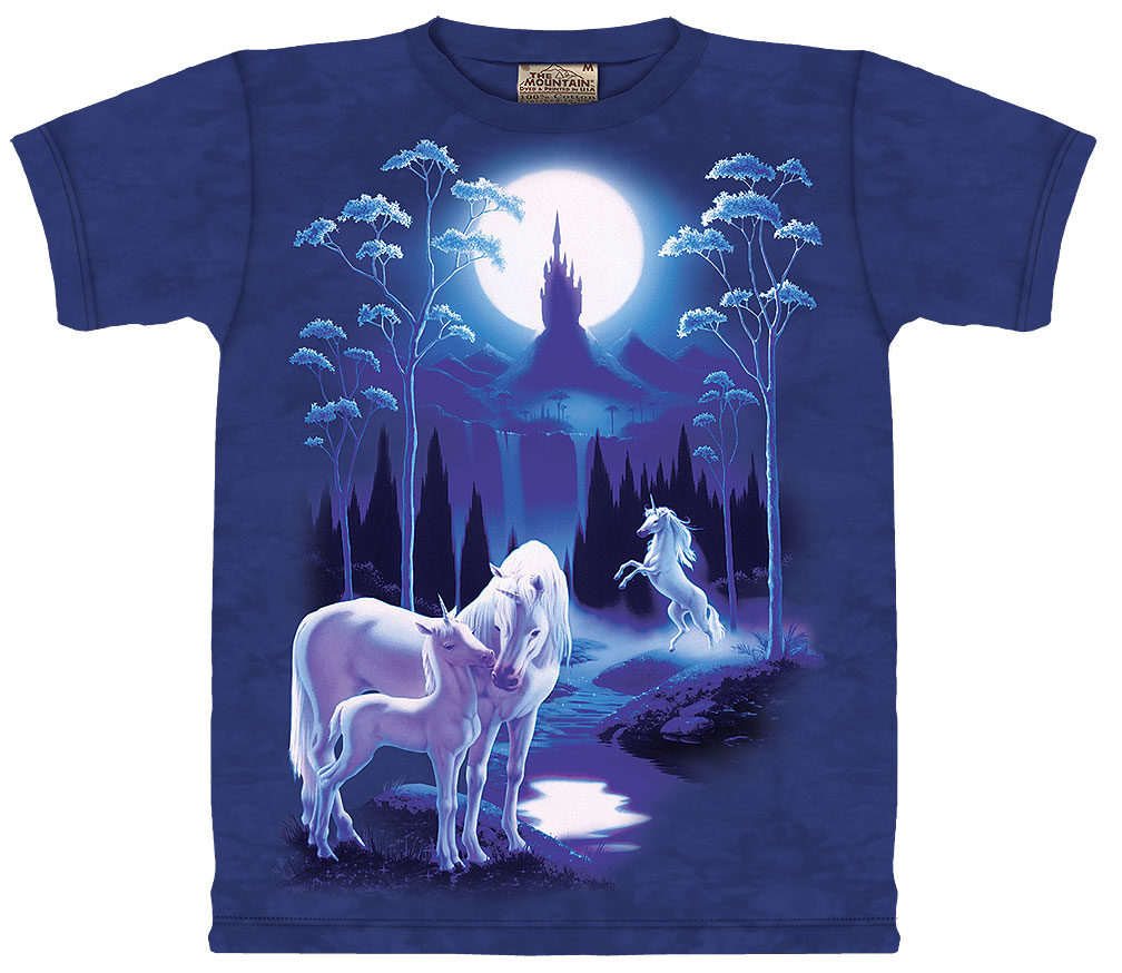 Kingdom of Unicorns T-Shirt