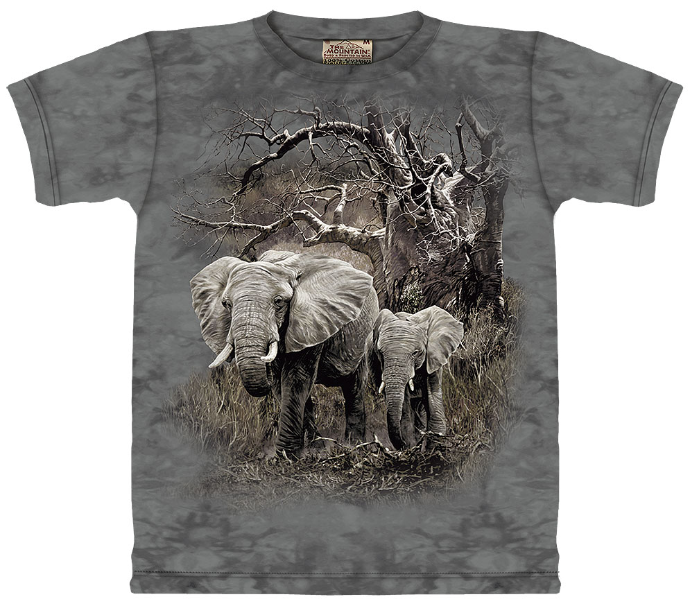 Two Elephants T-Shirt