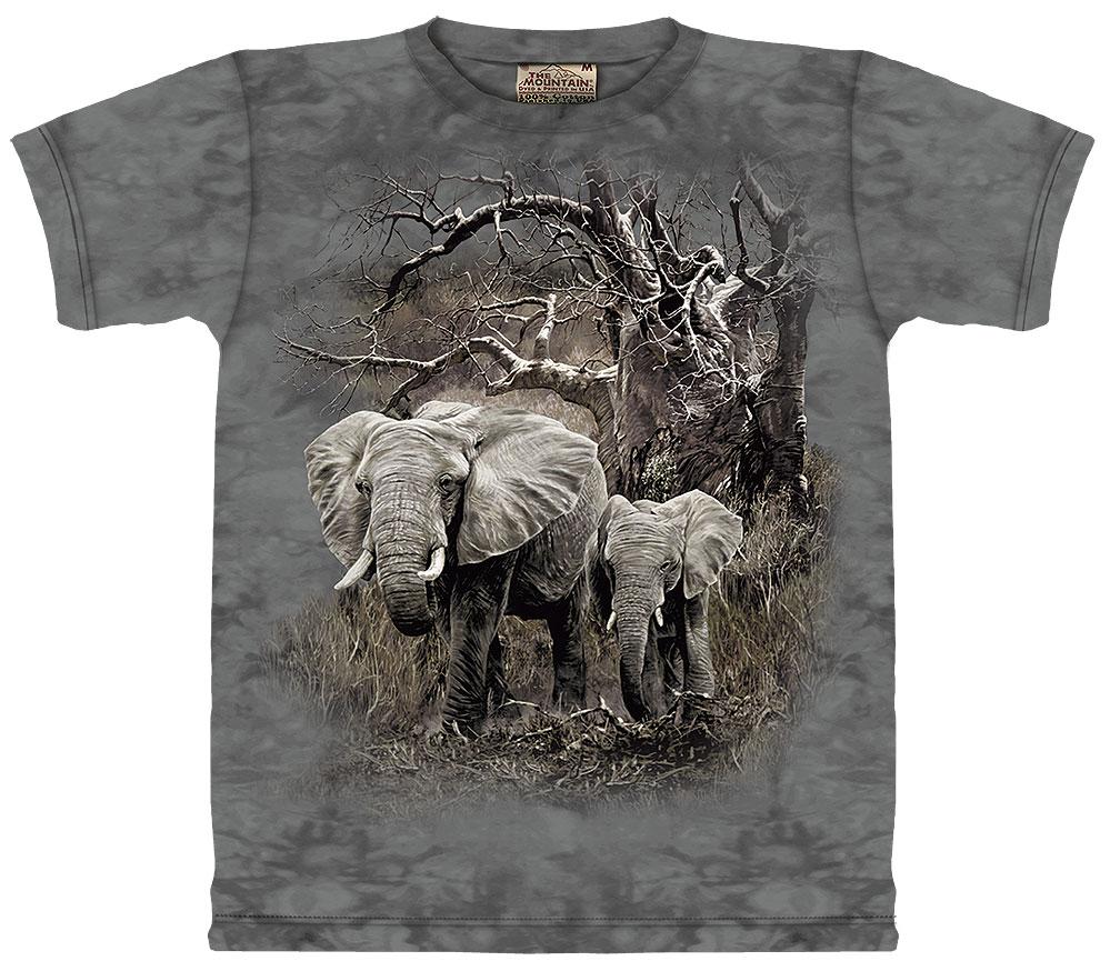 Two ElephantsT-Shirt