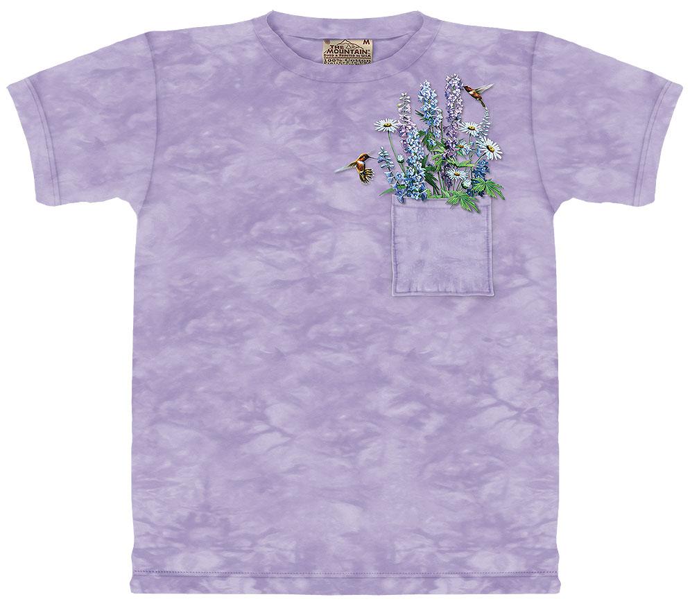 Pocket Bouquet T-Shirt