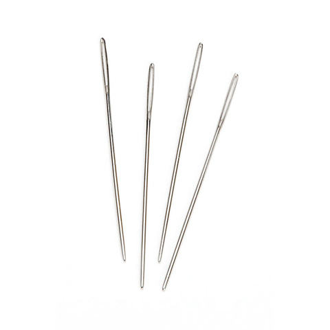 Cross Stitching Needles - Number 26 14 Mesh Count - 4 pieces