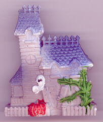 Haunted House - 2-1/2 inch - plastic - 1 piece