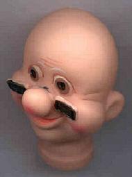 3 inch Farmer head