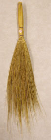 Grass Broom - 16 1/2 inch - untrimmed - 1 piece.