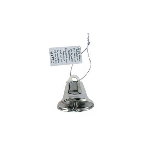Victoria Lynn™ Bridal Bells - Silver - 1 inch - 24 pieces