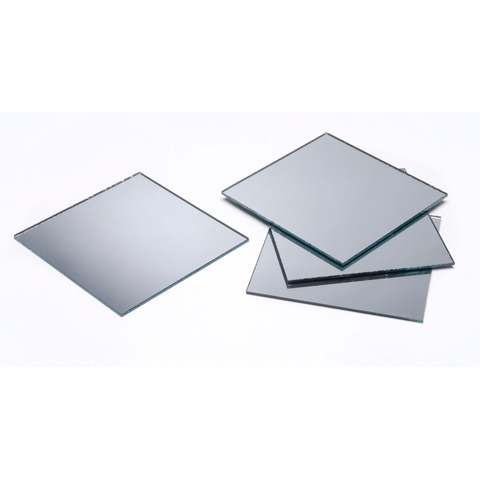 Mirror - Square - 2 inches - 4 pieces