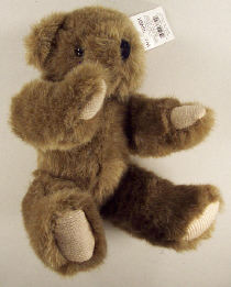 Light Brown Gift Bear
