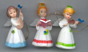 Angels - 3 inch - 3 pieces