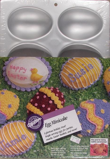Egg Minicake