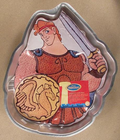 Hercules Cake Pan