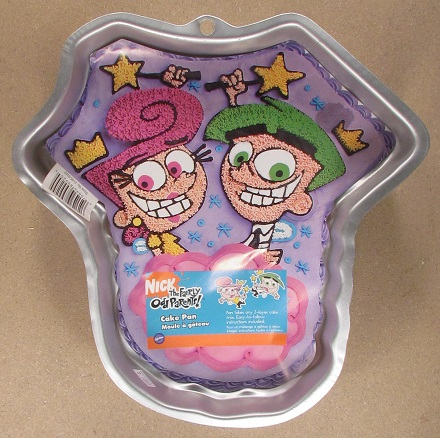 The Fairly Odd Parents!