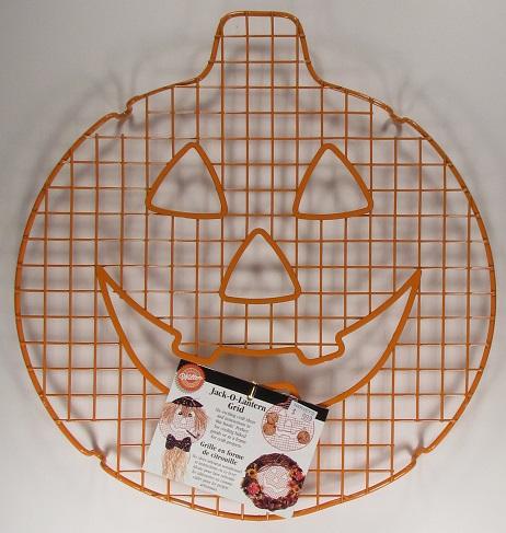 Jack-O-Lantern Grid