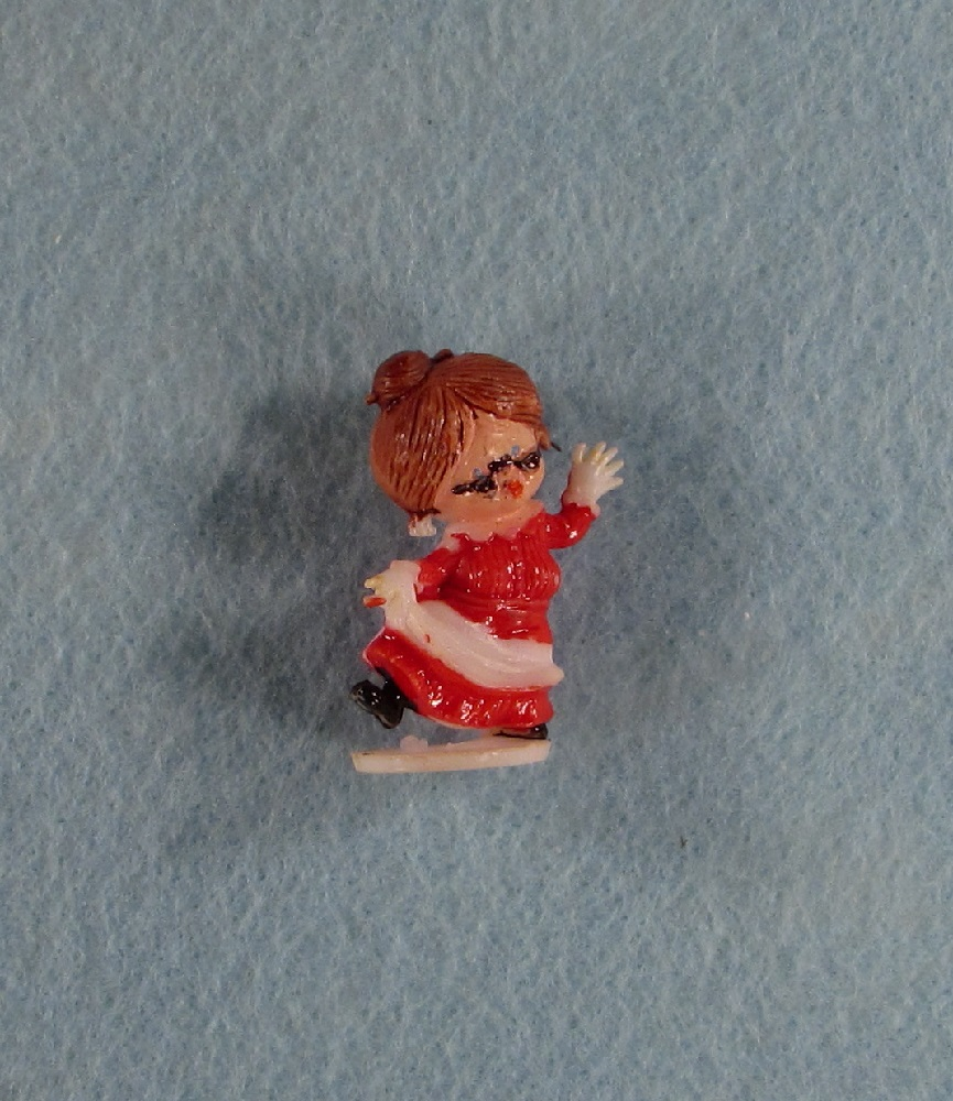 Mrs. Santa - 1-1/4 inch - 2 pieces