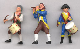 2 in. Patriotic Figures