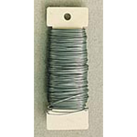 Wire Paddle - 20 gauge - Bare / Silver - 26 yards