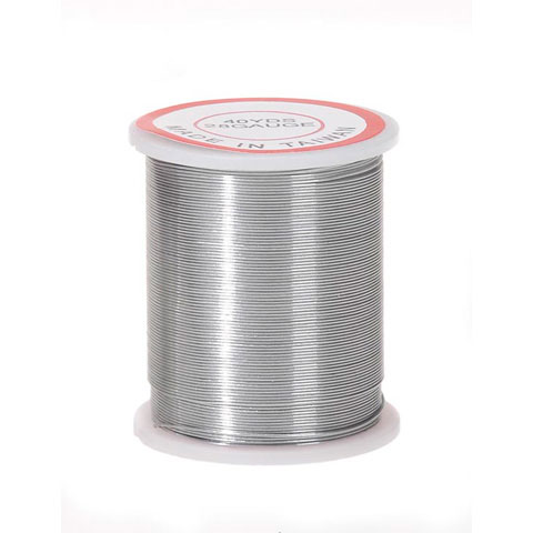 Beading Wire - 28 Gauge - Silver - 40 yards