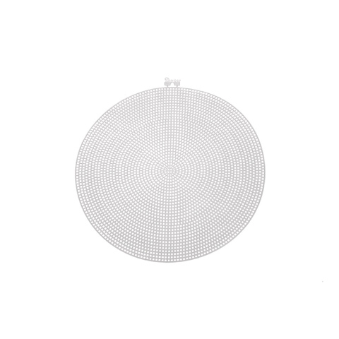 Plastic Canvas Shape - Circle - 9-1/2 inches