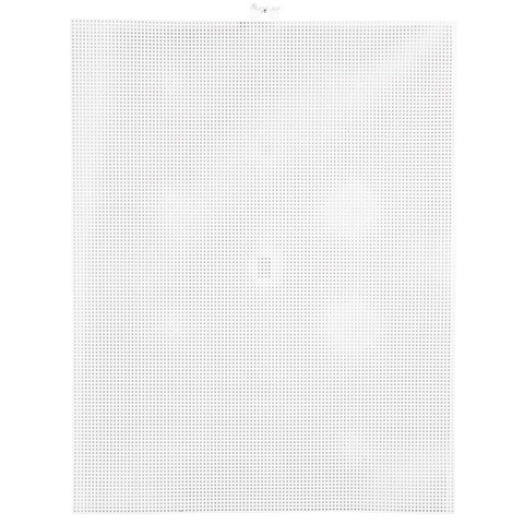 #10 Mesh Plastic Canvas - Rectangle - 12-1/2 x 13-1/2