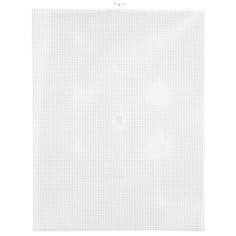 #10 Mesh Plastic Canvas - Rectangle - 10-1/2 x 13-1/2