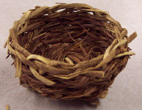Small Woven Nest - 2.5 inch