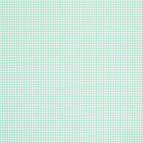 #7 Mesh Plastic Canvas - Light Green - 10.5 x 13.5