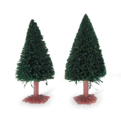 Diorama Tree - 3.25 inches - 2 pieces