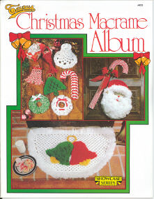 Christmas Macrame' Album