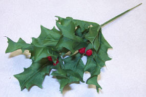 Silk Holly Pick