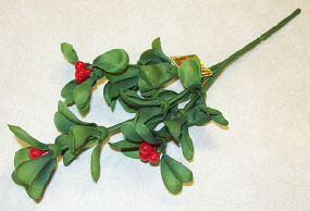 Silk Pittisporum Pick