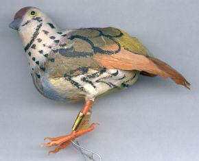 Partridge - 4-1/2 inch