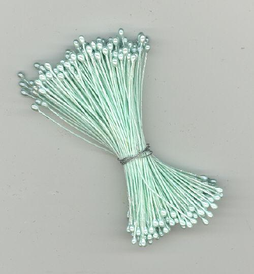 Stamen - Blue Pearl - 144 Pieces
