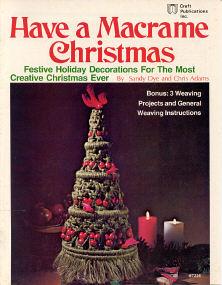 Have a Macramé Christmas