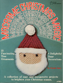 Macramé Christmas Magic