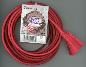 Paper Twist - Red