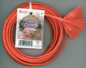 Paper Twist - Orange