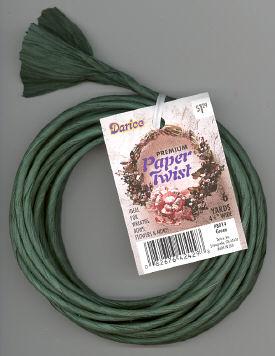 Paper Twist - Green