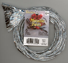 Metallic Twist - Silver