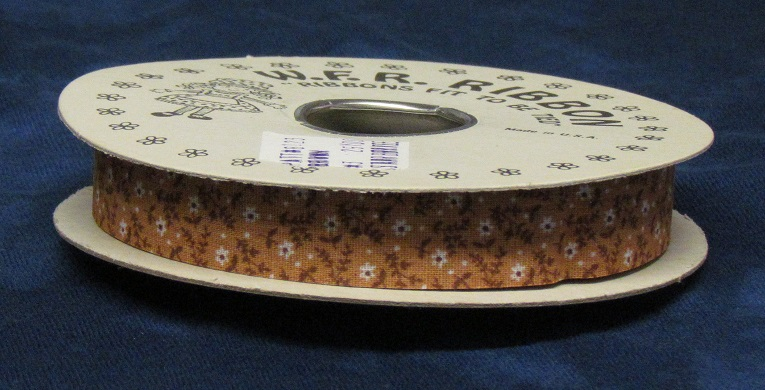 #3 Star Brite Ribbon -  Brown